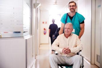 Nach dem Krankenhausaufenthalt photo overview