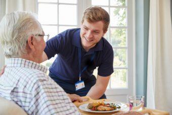 Betreuung im Alten- oder Pflegeheim photo overview
